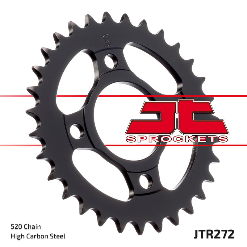 Rear Motorcycle Sprocket for Honda_CB250 N Two Fifty_92-02