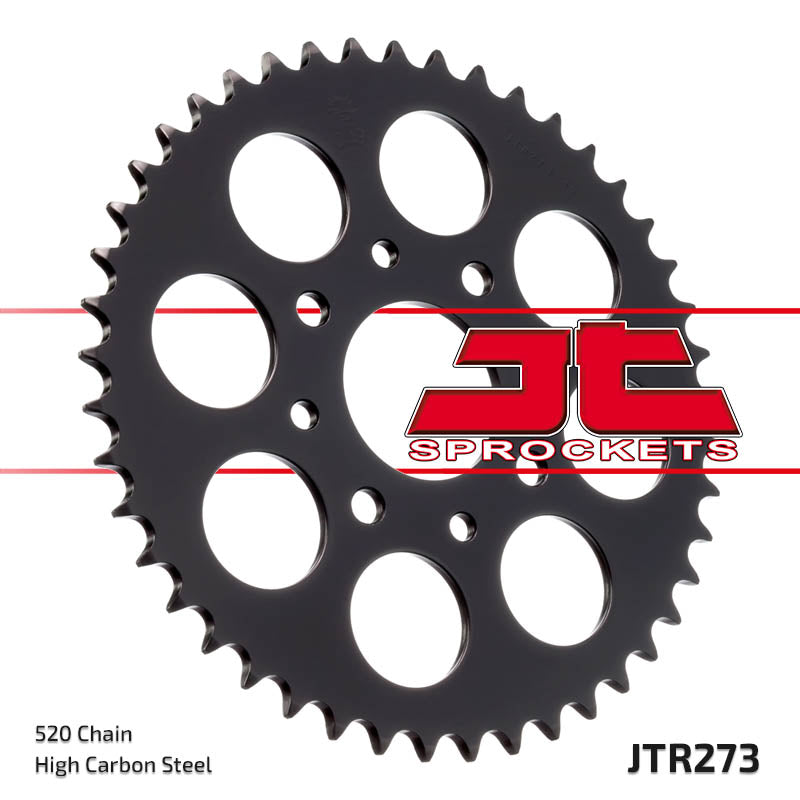 Rear Motorcycle Sprocket for Honda_CA125 S Rebel_95-01, Honda_CMX250 C-Y Rebel_00