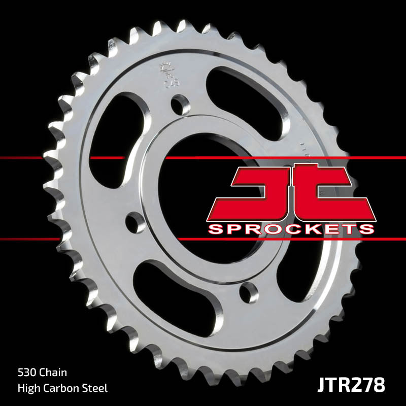 Rear Motorcycle Sprocket for Honda_CB250 K3_73, Honda_CB350 K_