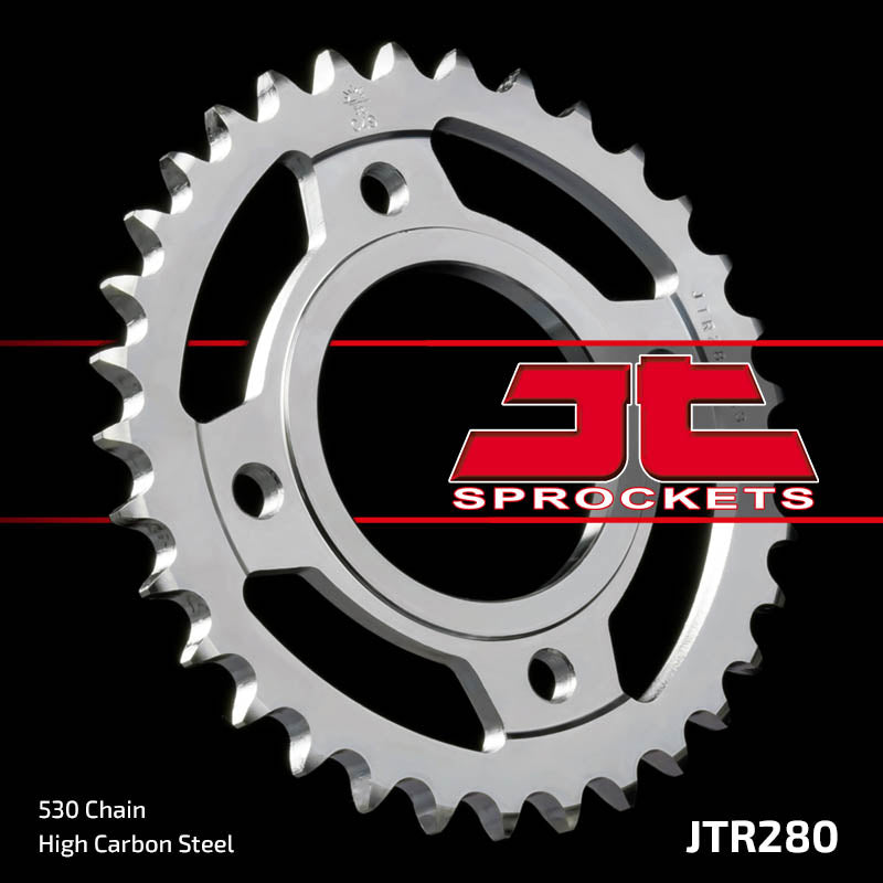 Rear Motorcycle Sprocket for Honda_CB500 T_75-77