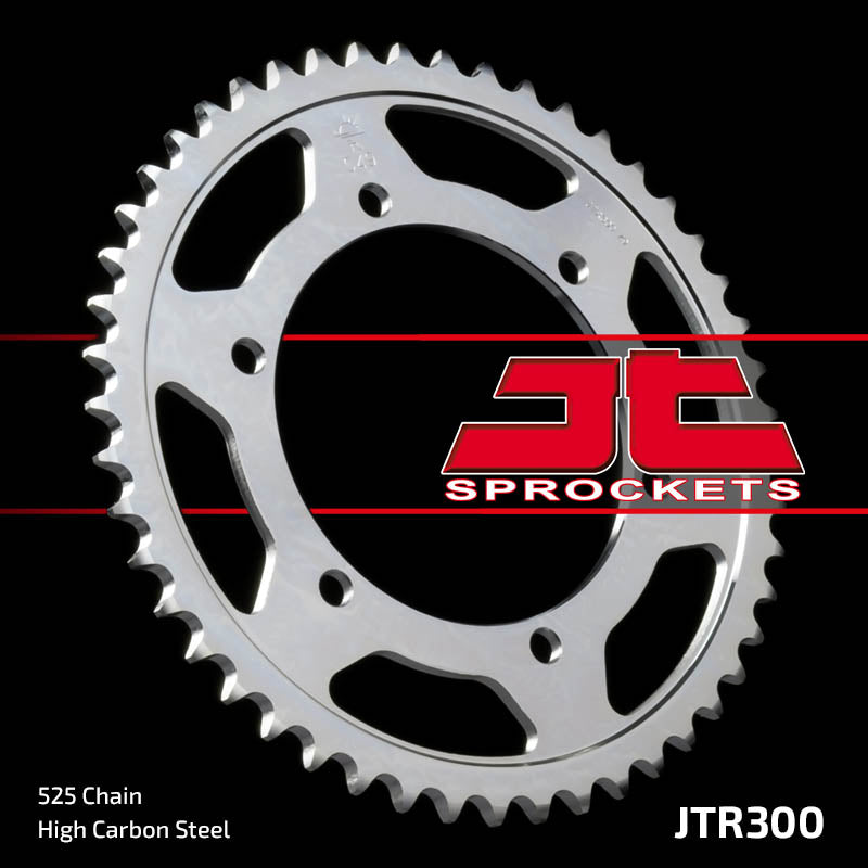 Rear Motorcycle Sprocket for Yamaha_FZ8 N/NA_10-12, Yamaha_FZ8 S/SA Fazer 8_10-12