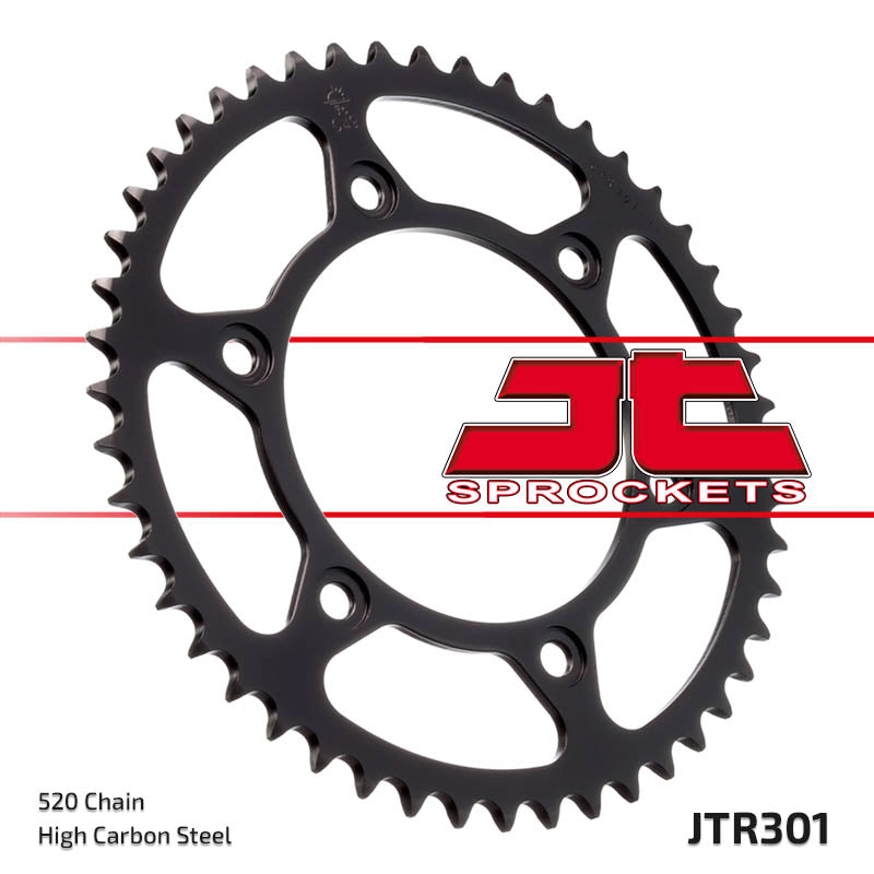 Rear Motorcycle Sprocket for Honda_XR650 L-C_12, Honda_XR650 L_93-11