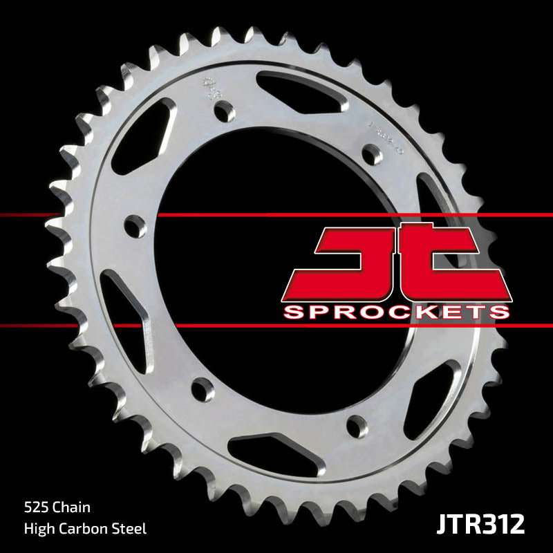 Rear Motorcycle Sprocket for Honda_RVF750 R_94-98, Honda_VFR400 R3-L M_90-93, Honda_VFR750 R_88-92
