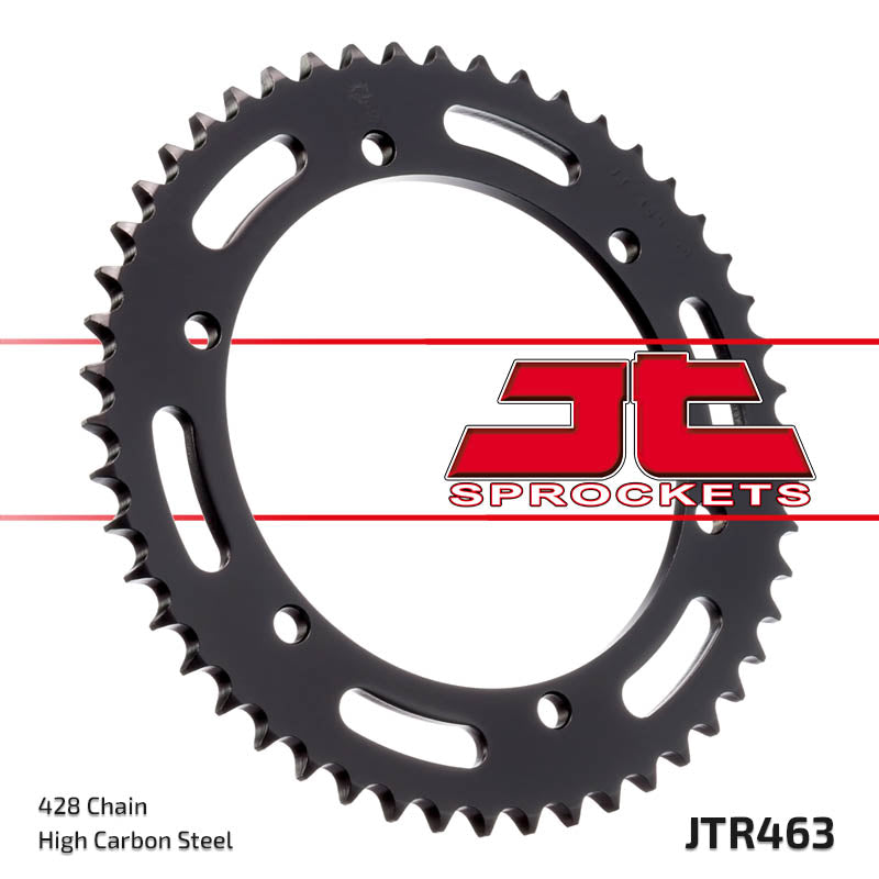 Rear Motorcycle Sprocket for Kawasaki_KMX200 A2-A3_88-92