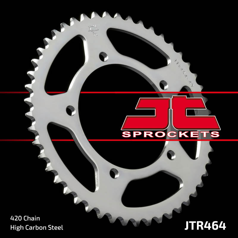 Rear Motorcycle Sprocket for Kawasaki_KX60_83-03, Suzuki_RM60_03