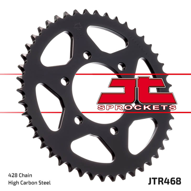 Rear Motorcycle Sprocket for Kawasaki_AR125 LC_82-93, Kawasaki_AR125 LC_94