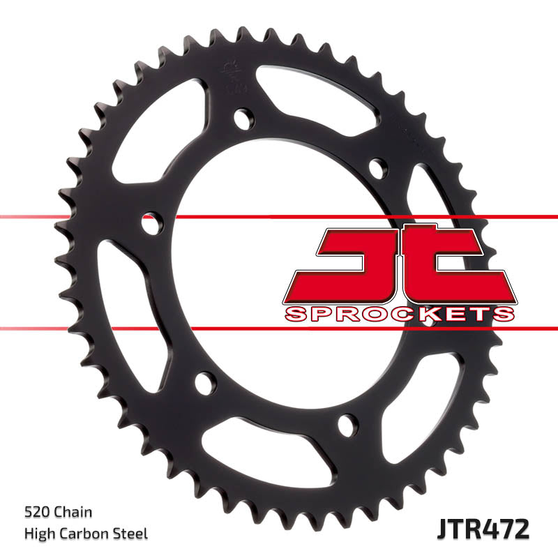 Rear Motorcycle Sprocket for Kawasaki_KR250 B2 (KR1)_89