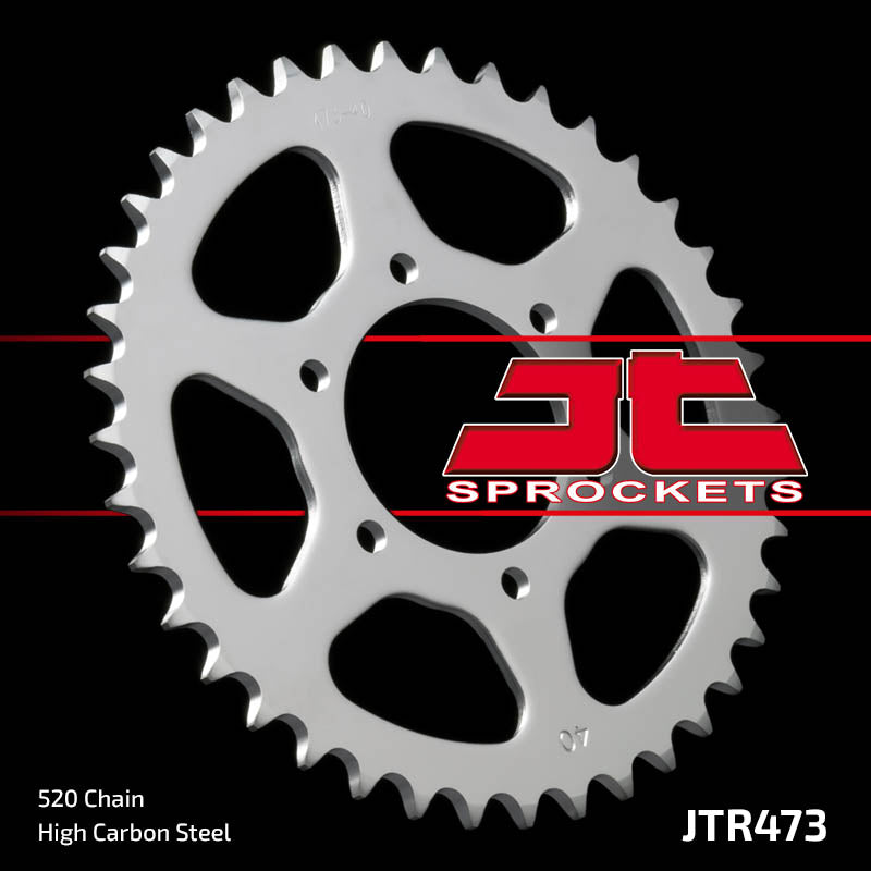 Rear Motorcycle Sprocket for Kawasaki_Z250 LTD_81-83