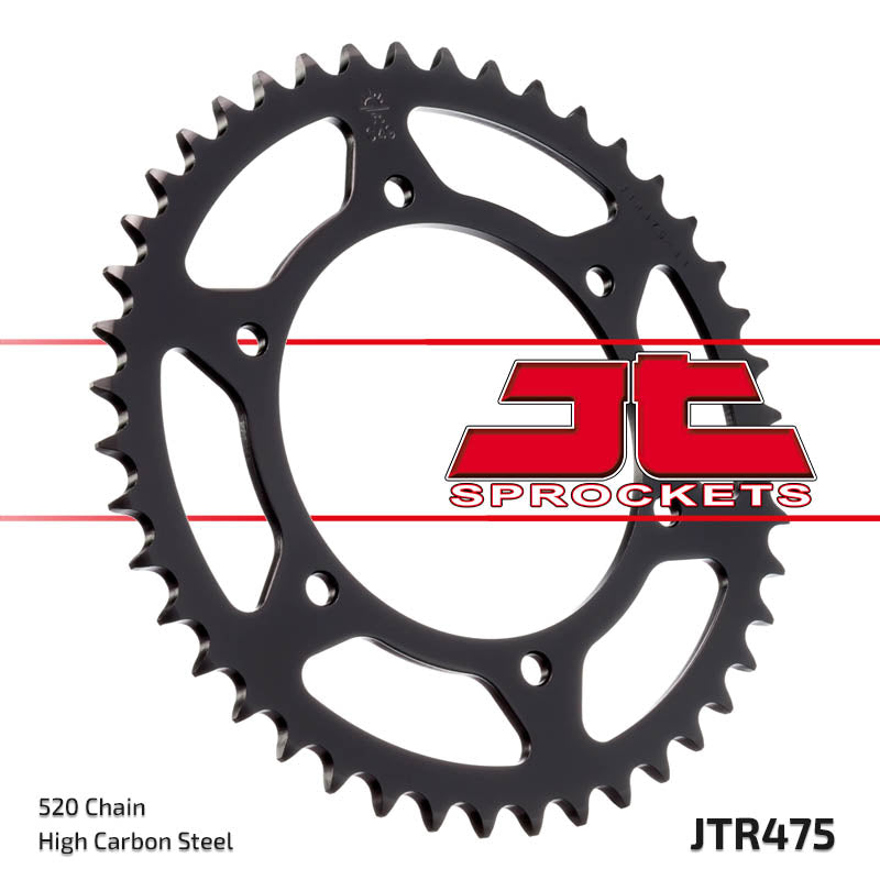 Rear Motorcycle Sprocket for Kawasaki_KL250_79-85