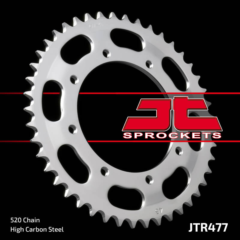 Rear Motorcycle Sprocket for Kawasaki_KLR600_84-90