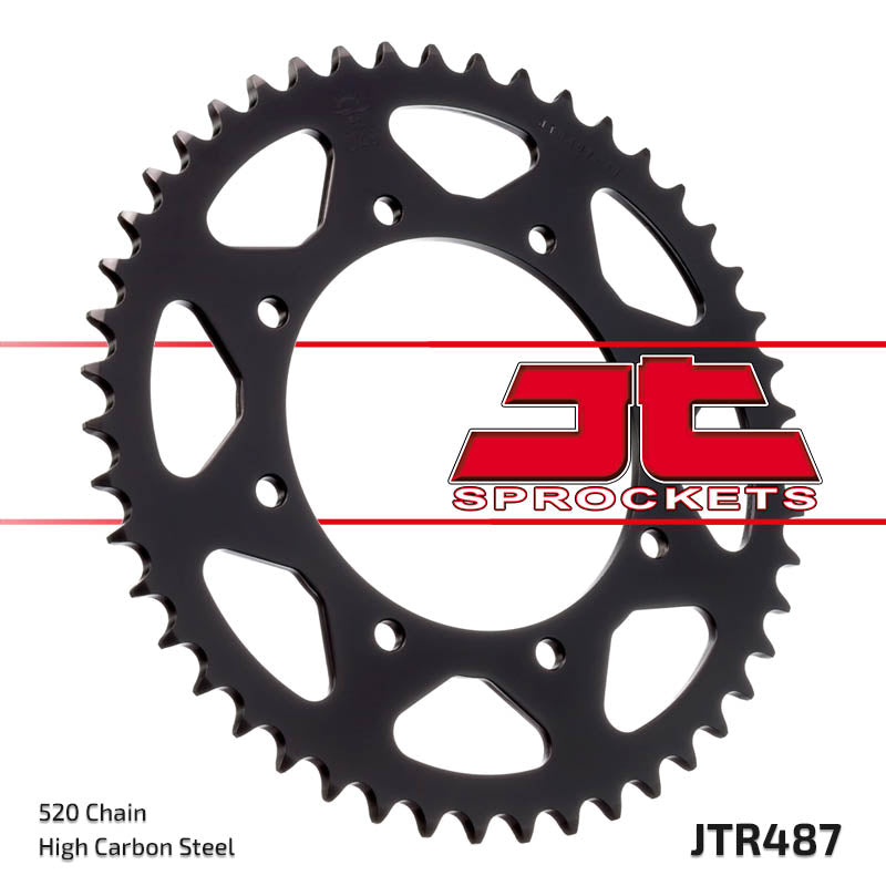 Rear Motorcycle Sprocket for Kawasaki_KLE500 A7-A14_97-05