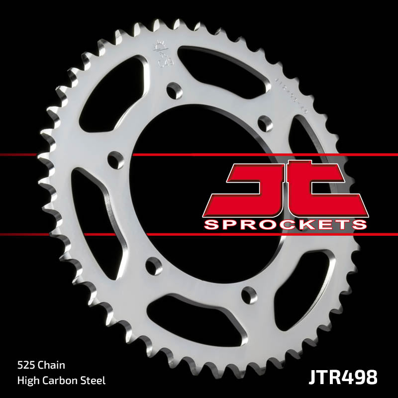Rear Motorcycle Sprocket for Kawasaki_ZR-7 (ZR750 F1-F5)_99-04, Kawasaki_ZR-7S (ZR750S H1-H3)_01-04