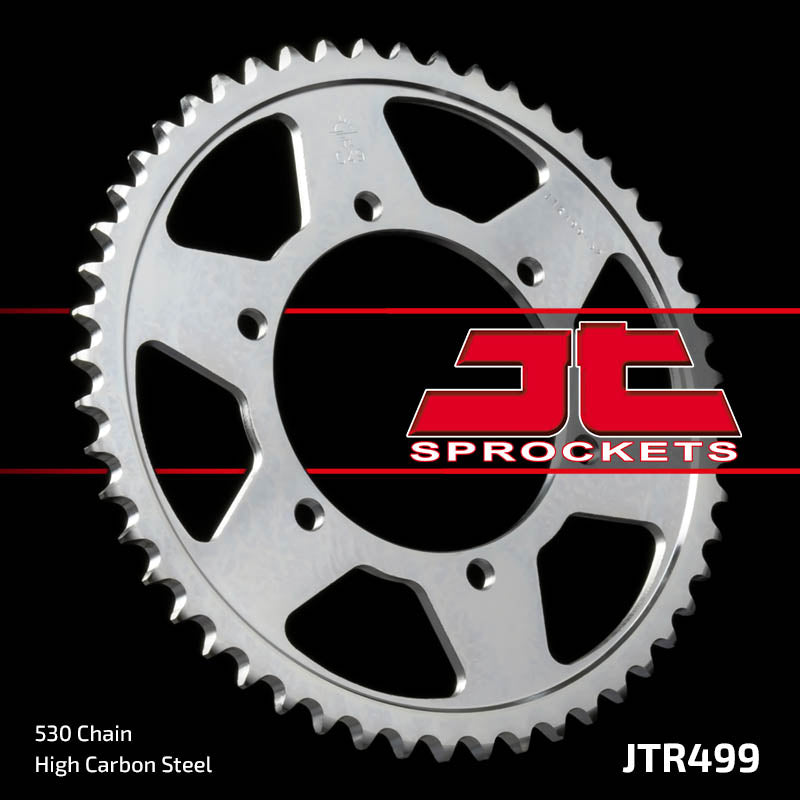 Rear Motorcycle Sprocket for Kawasaki_ZZ-R600 (E1-E12)_93-04, Kawasaki_ZZR500_90-96
