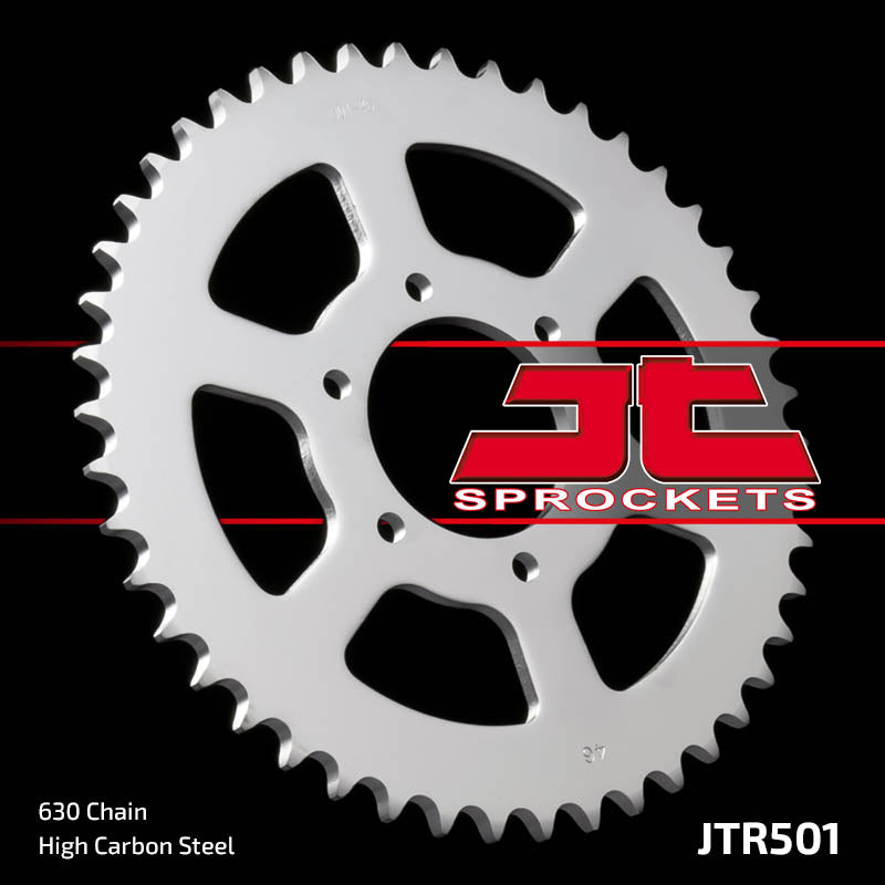 Rear Motorcycle Sprocket for Kawasaki_GPZ750 (A1-A5) Unitrack_83-89