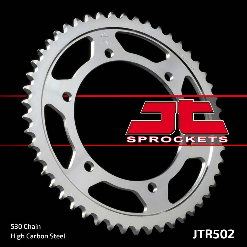 Rear Motorcycle Sprocket for Kawasaki_GPZ900 R A7-A12 Ninja_90-96, Kawasaki_ZR1100 A1-A4 B1 Zephyr_91-97