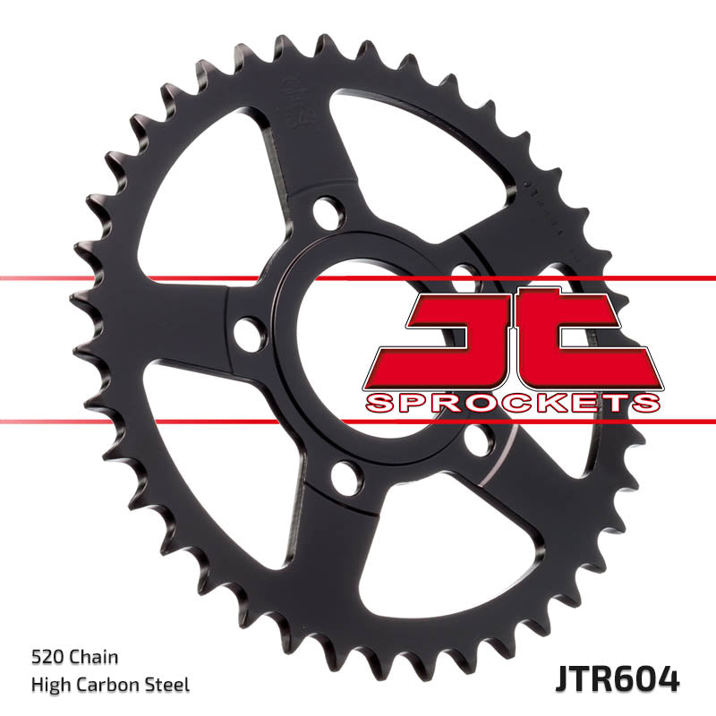 Rear Motorcycle Sprocket for Honda_CRM125_90-93, Honda_NSR125 R_99-02
