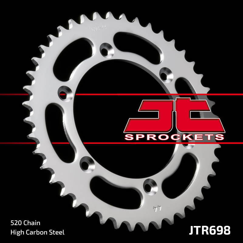 Rear Motorcycle Sprocket for Cagiva_125 Cruiser_87-89