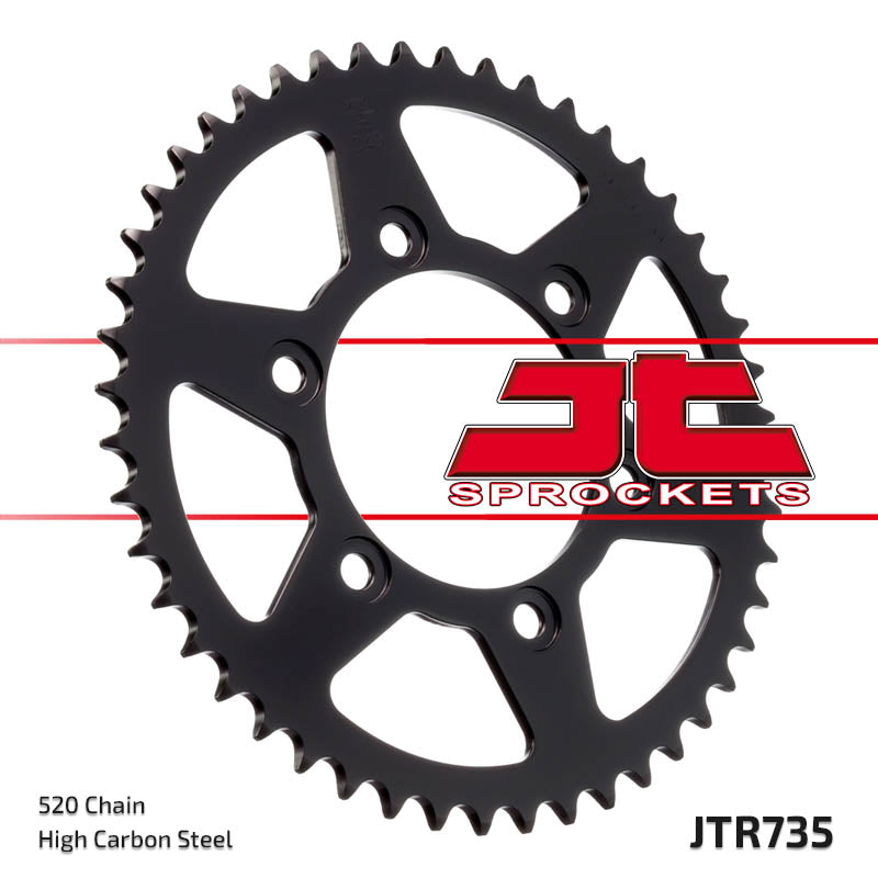 Rear Motorcycle Sprocket for Ducati_400 Monster (Japan)_01-04, Ducati_600 Monster_99-01, Ducati_620 Monster Dark MD_04, Ducati_620 Monster Dark_03, Ducati_620 Monster i.e._02-03, Ducati_620 S Monster i.e._02-03