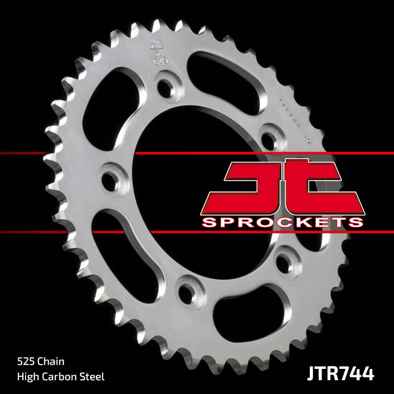 Rear Motorcycle Sprocket for Ducati_749 S_04-06