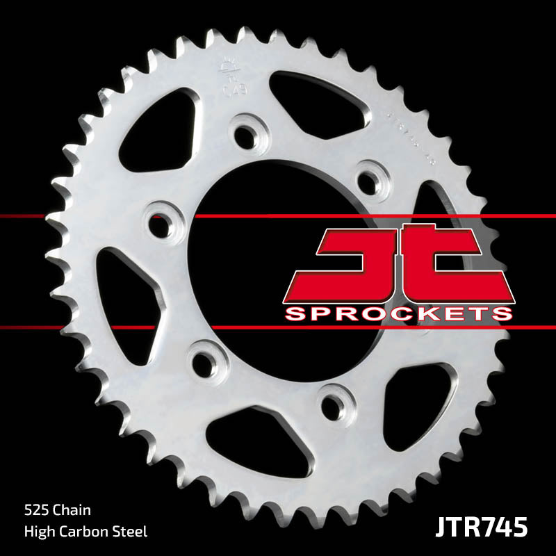 Rear Motorcycle Sprocket for Ducati_1000 Paul Smart L Edition_06, Ducati_1000 Sport_06, Ducati_1000 SS / SS DS_03-06, Ducati_996 Sport Touring ST4S ABS_03-05, Ducati_996 Sport Touring ST4S_02-05