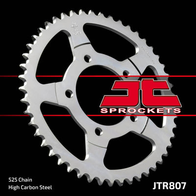 Rear Motorcycle Sprocket for Suzuki_GSX-R400 RL RM RN_90-92, Suzuki_SV650 S_99-09