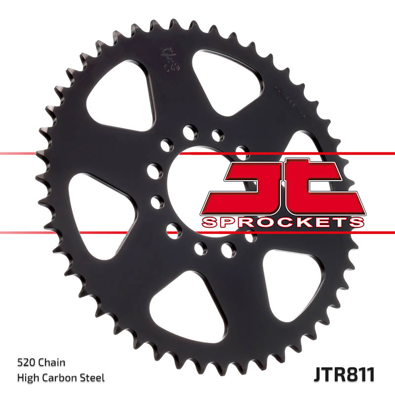Rear Motorcycle Sprocket for Suzuki_TS185 All_79-84