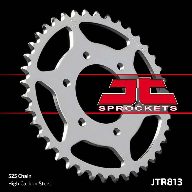Rear Motorcycle Sprocket for Suzuki_TS250 A B C_75-79, Suzuki_TS250 ERN T_80-83