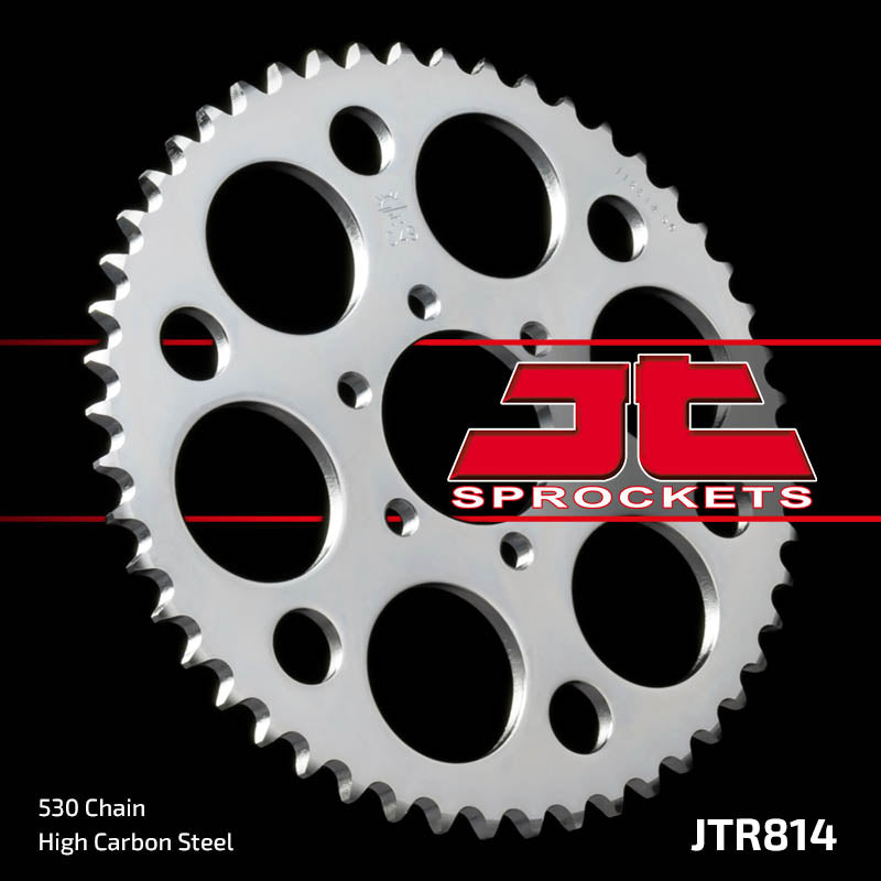 Rear Motorcycle Sprocket for Suzuki_GS400 F_77-78, Suzuki_GS450_84-87