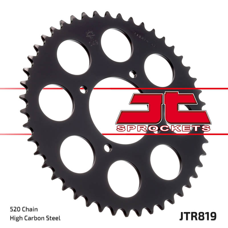 Rear Motorcycle Sprocket for Suzuki_RG250 F Gamma_86-88