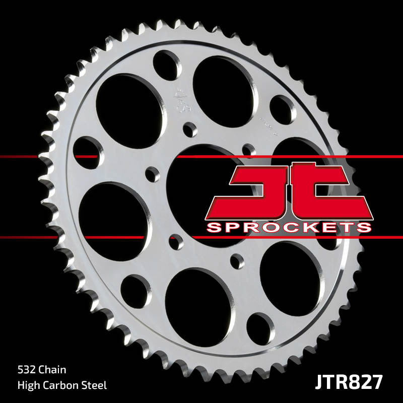 Rear Motorcycle Sprocket for Suzuki_GSX1100 F-J K_88-89, Suzuki_GSX1100 F_90-96