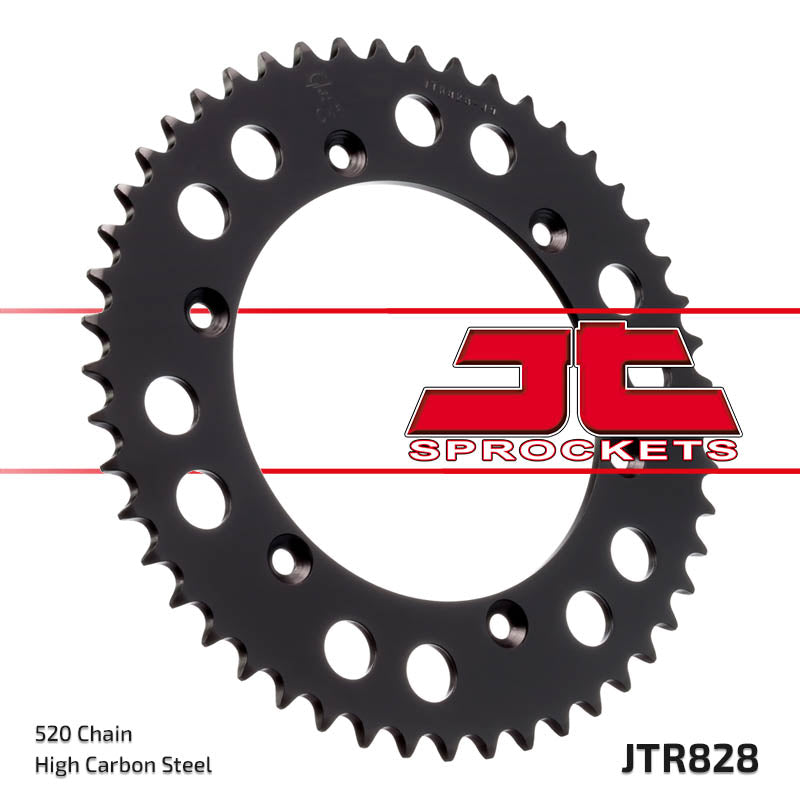 Rear Motorcycle Sprocket for Suzuki_DR800 S Big_99-00, Suzuki_DR800 S-M N P Big_91-93, Suzuki_RM465 Z_82