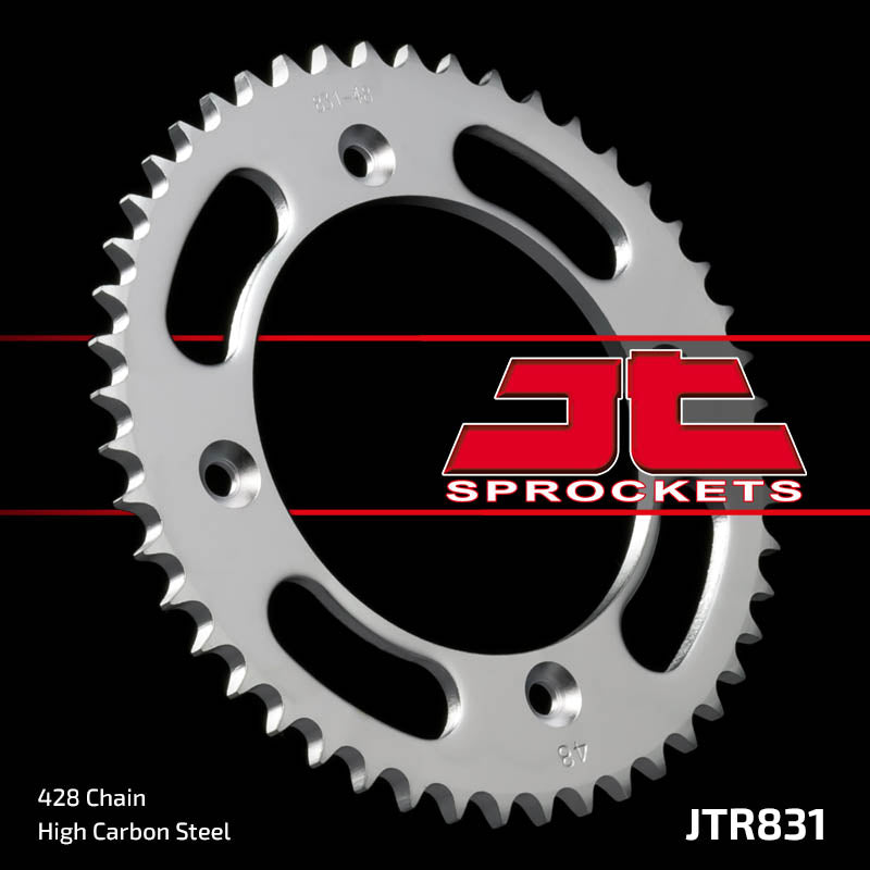 Rear Motorcycle Sprocket for Yamaha_YZ80 L_84, Yamaha_YZ80_86-92