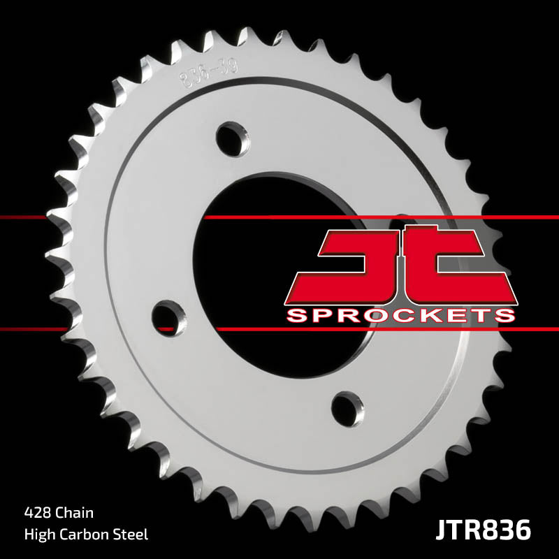 Rear Motorcycle Sprocket for Yamaha_RS200_