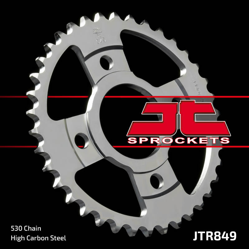 Rear Motorcycle Sprocket for Yamaha_RD250 DXD_77-78, Yamaha_RD400 DX_76-77