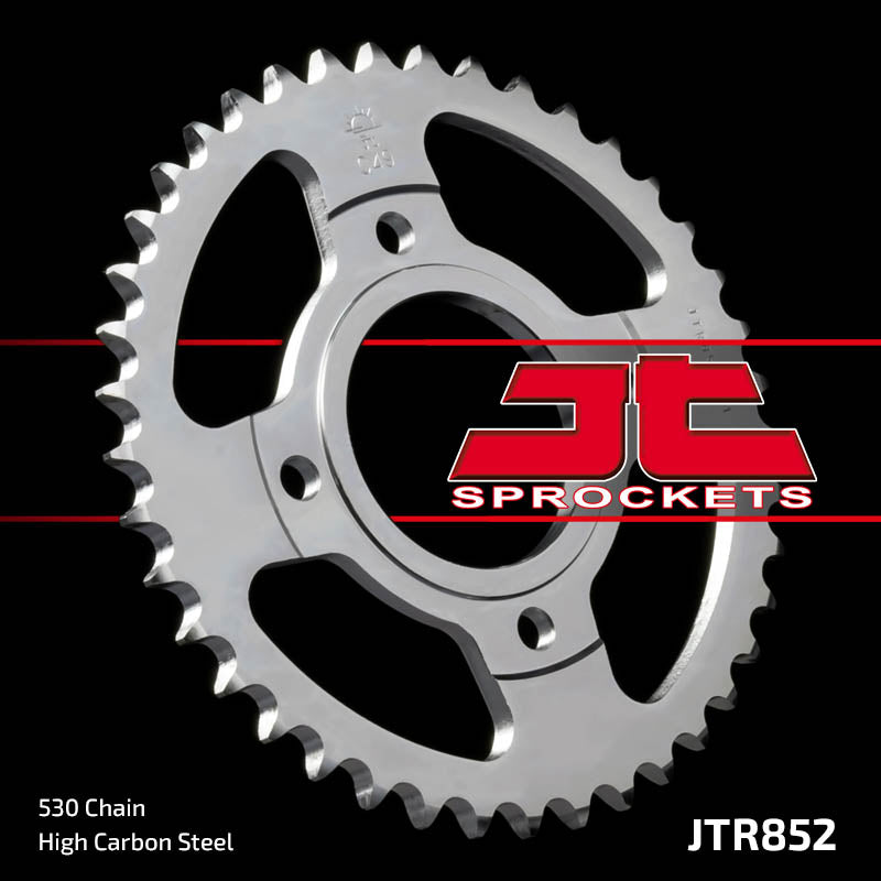 Rear Motorcycle Sprocket for Yamaha_RD250 LC_80-85, Yamaha_RZ250_