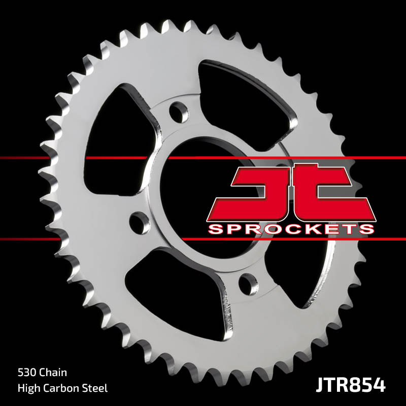 Rear Motorcycle Sprocket for Yamaha_XS250 Alloy Wheel_78, Yamaha_XS250 Alloy Wheel_79-80, Yamaha_XS250 C Spoke Wheel_-78, Yamaha_XS500 C Alloy Wheel_76-77