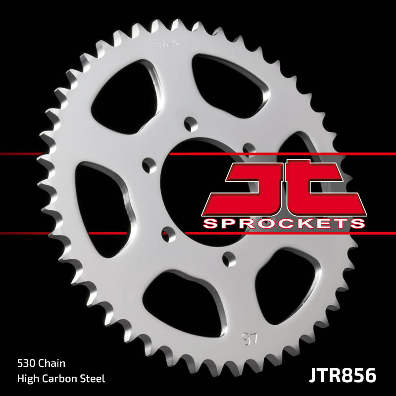Rear Motorcycle Sprocket for Yamaha_XJ400_82, Yamaha_XJ550_81-85