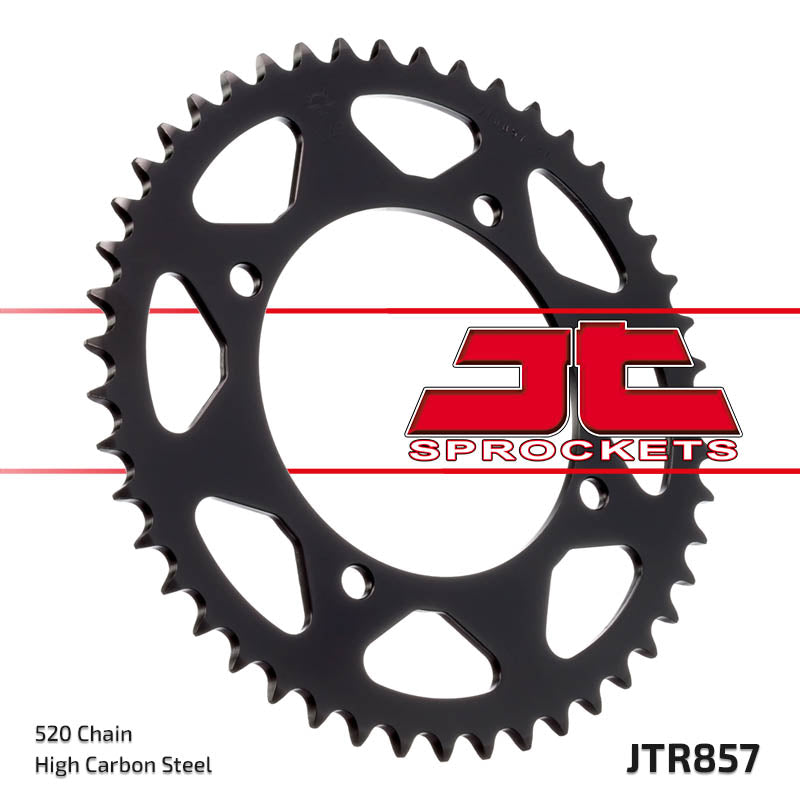 Rear Motorcycle Sprocket for Yamaha_TT600 RE_04, Yamaha_XV125 Virago_97-01