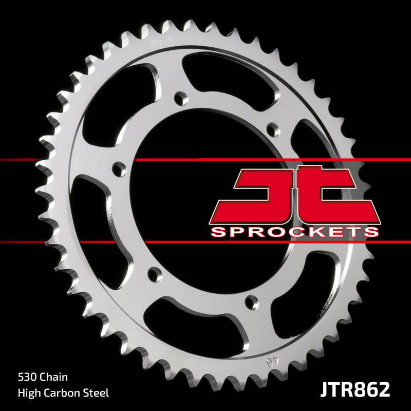 Rear Motorcycle Sprocket for Yamaha_RD500 LC_84-87, Yamaha_RZV500 R_