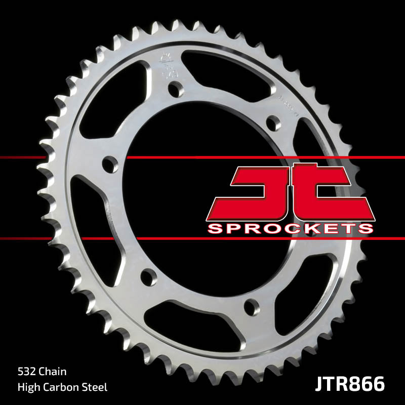 Rear Motorcycle Sprocket for Yamaha_FZR1000 Genesis_87-88, Yamaha_FZR750 (OW01)_90-92, Yamaha_YZF 1000 R Thunder Ace_96-02