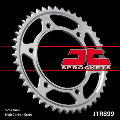 Rear Motorcycle Sprocket for KTM_950 LC8 Adventure S_04-06, KTM_950 LC8 Adventure_03-06, KTM_990 Adventure R_10-12, KTM_990 Adventure S_07-08, KTM_990 Adventure_05-09, KTM_990 Adventure_10-12