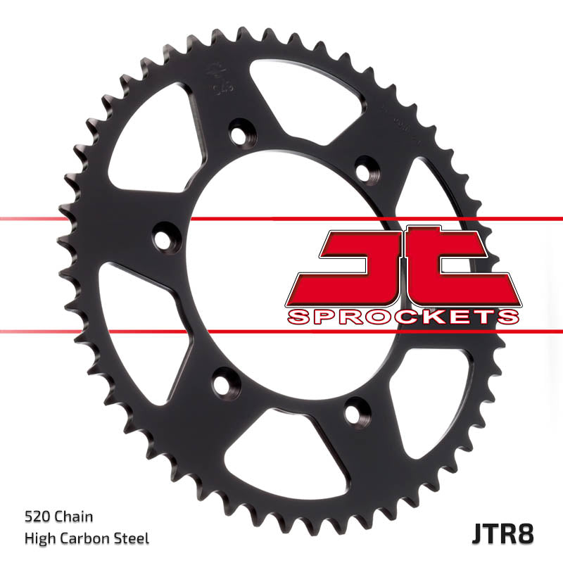 Rear Motorcycle Sprocket for BMW_G450 X_08-09, BMW_G450 X_10