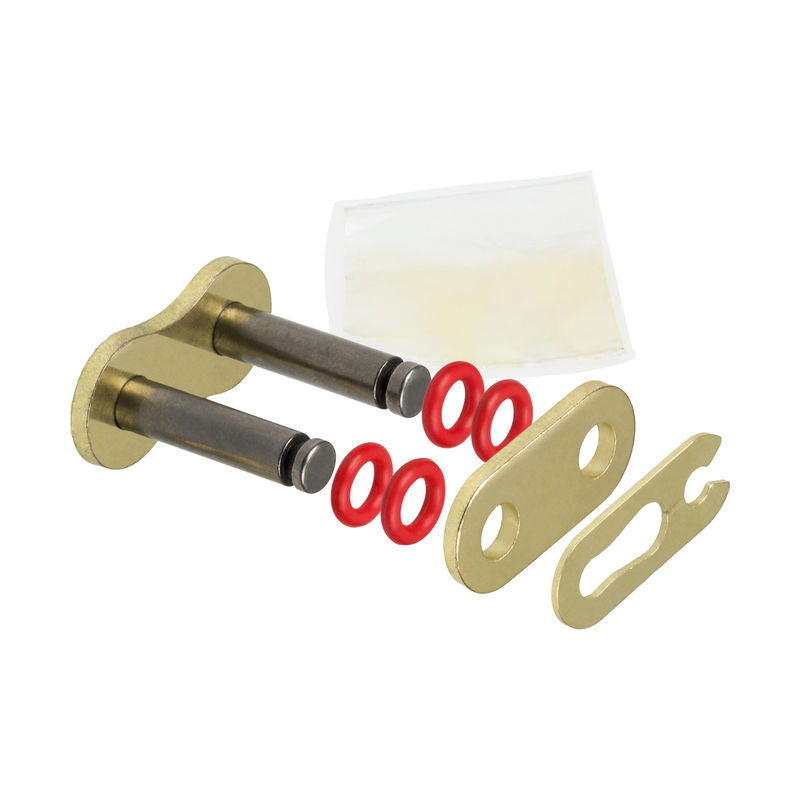 JT O-Ring Bike Quad Chain 428 HPO Gold Split Clip Spring Connecting Joining Link