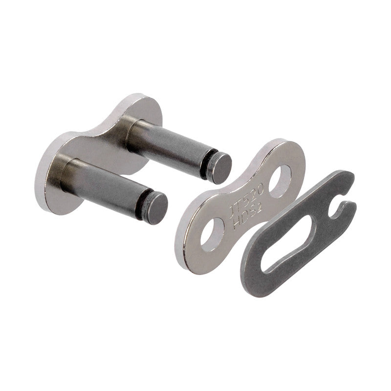 JT Heavy Duty Chain 520 HDS Nickel Split Clip Spring Connecting Joining Link