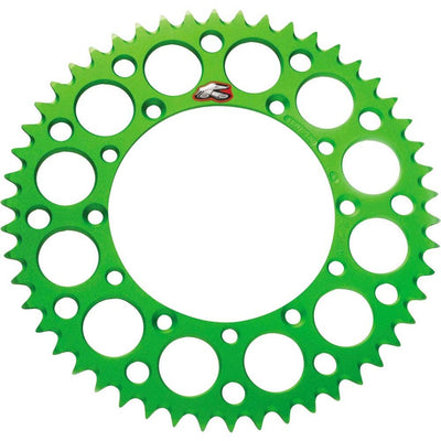 Renthal 408-420-47 Green Rear Chainwheel 47 Teeth (1465.47)