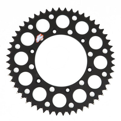 Renthal 224-520-50 Black Rear Chainwheel 50 Teeth (897.50)