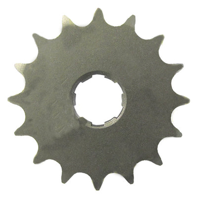 Techcorps Front Sprocket 420.15 fits Suzuki GT500 1976-1977 / Suzuki T500 1968-1975