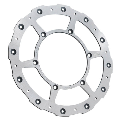 JTD2005SC01 JT Self Cleaning Front Brake Disc