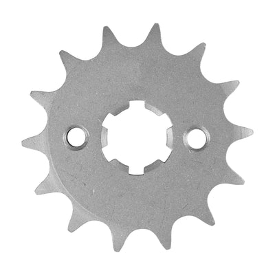 Techcorps Power Up Front Sprocket fits Rieju RS3 125 & Rieju MRT 125 Pro (1550.15)