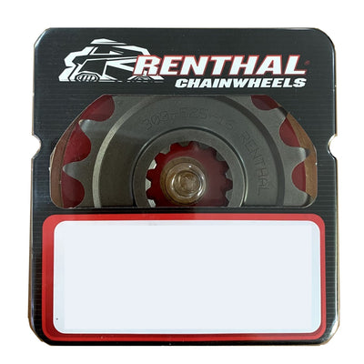 Renthal 258-420-14 Front Chainwheel 14 Teeth (546.14)